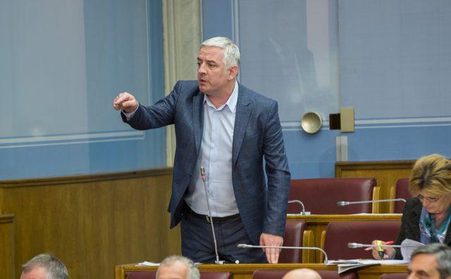 """""""Данашња драма на сјеверу Косова се може очекивати са истим сценаријом и у Црној Гори"""""""