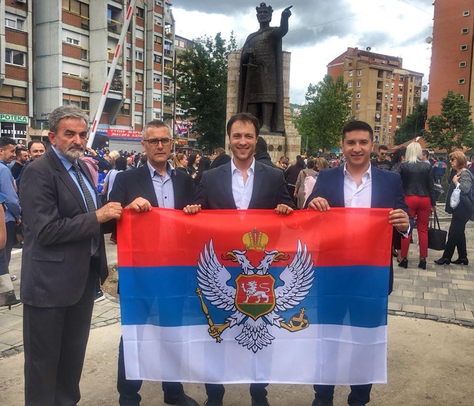 Милачић: Лажни Монтенегро данас је са терористима, а права Црна Гора са браћом