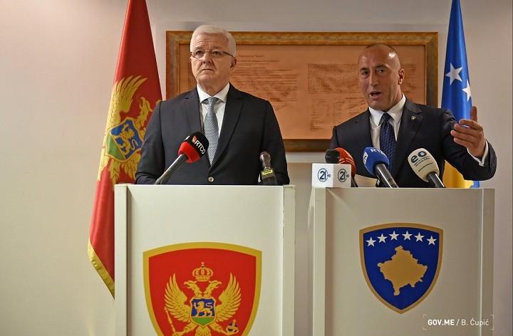 Марковић: Увијек ми је задовољство да дођем у Приштину да се сретнем са предсједником Харадинајем