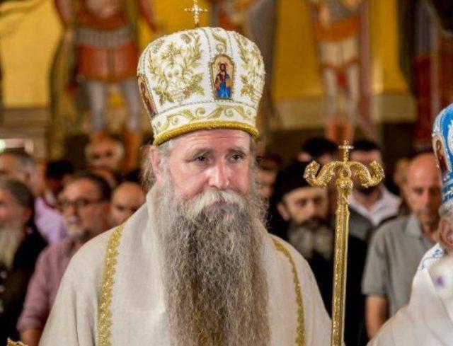 Јоаникије: Црногорске власти праве модел по којем и Албанци могу отети светиње на Косову