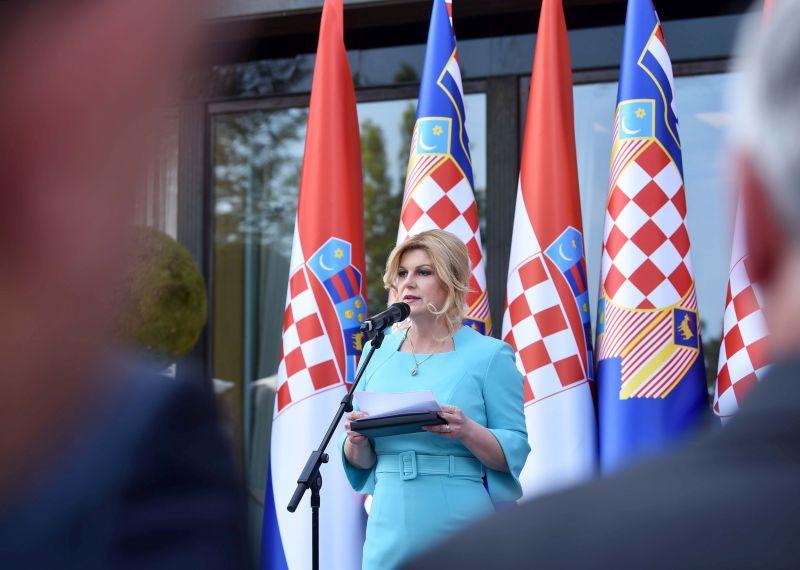 Китаровићева: Били смо изложени великосрбској агресији, коју смо савладали захваљујући храбрости наших бранитеља