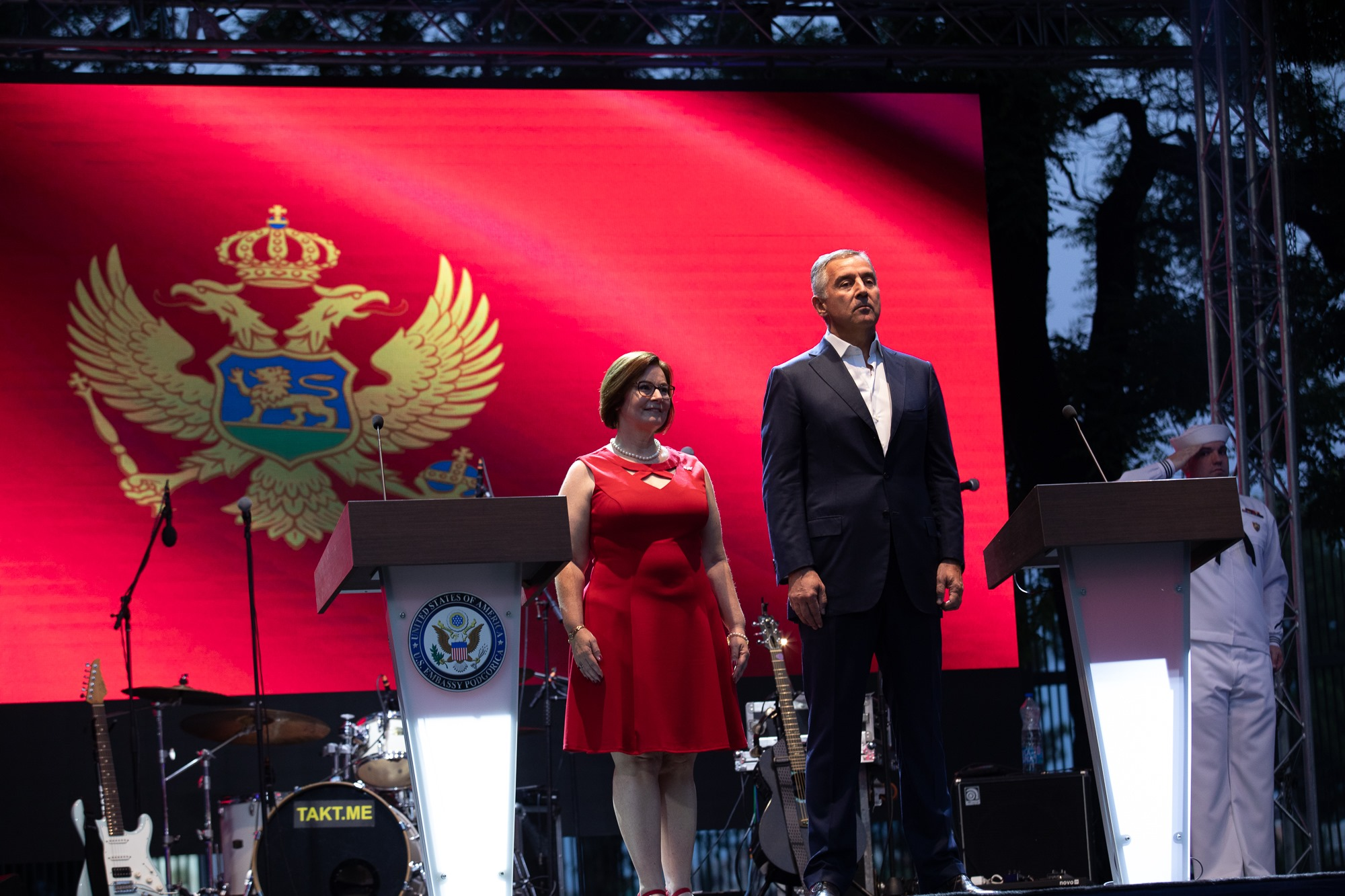 Ђукановић: Однос САД-а и Црне Горе се наставља и у НАТО-у, укључујући мисије од Авганистана до Косова
