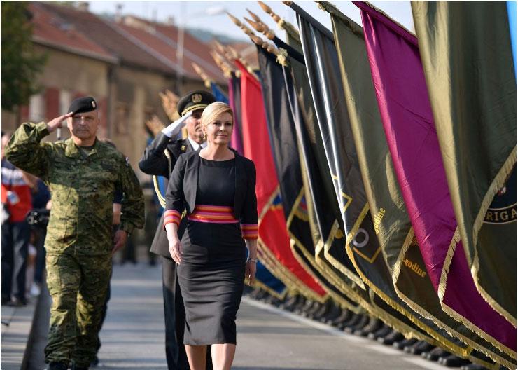 """Китаровићева: """"Олуја"""" је спасила БиХ"""