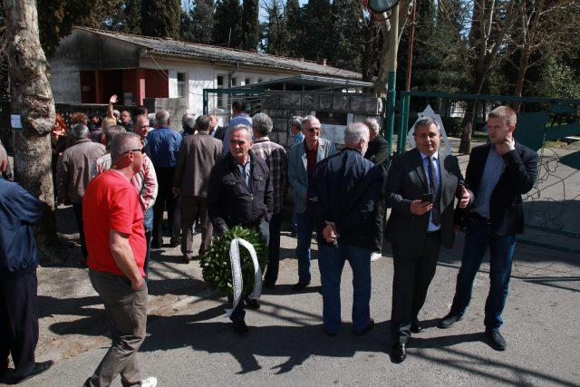 Власти Црне Горе забраниле одавање поште жртвама НАТО агресије