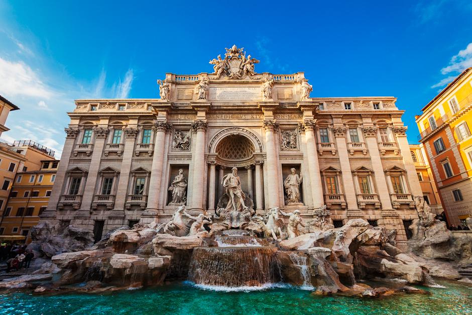 У Фонтану ди Треви у Риму туристи убацили новчића у вредности милион и по долара