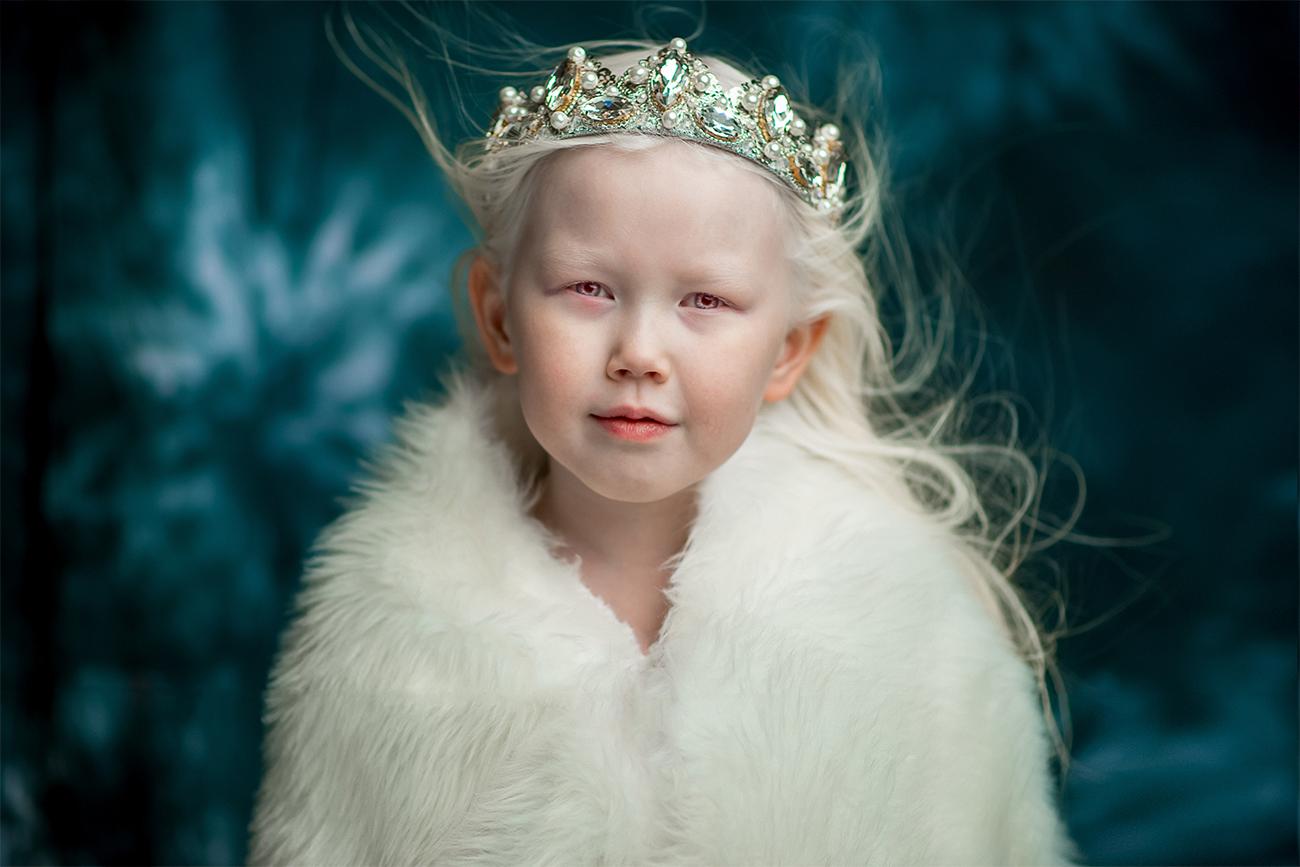 Снежна сибирска девојчица постала звезда Инстаграма