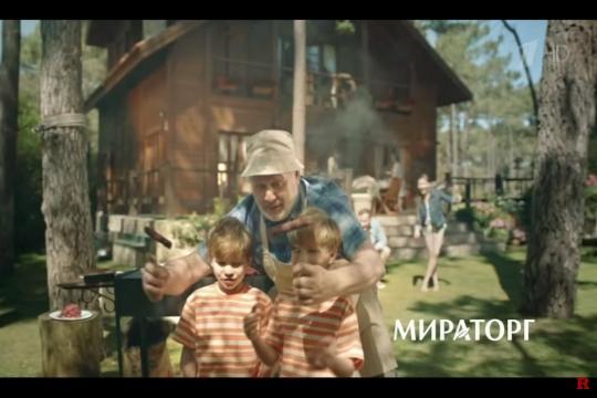 Руска телевизија поново позива да се једу ћевапчићи
