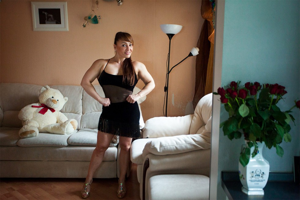 Опасна лепота: Упознајте се са заиста снажним Рускињама