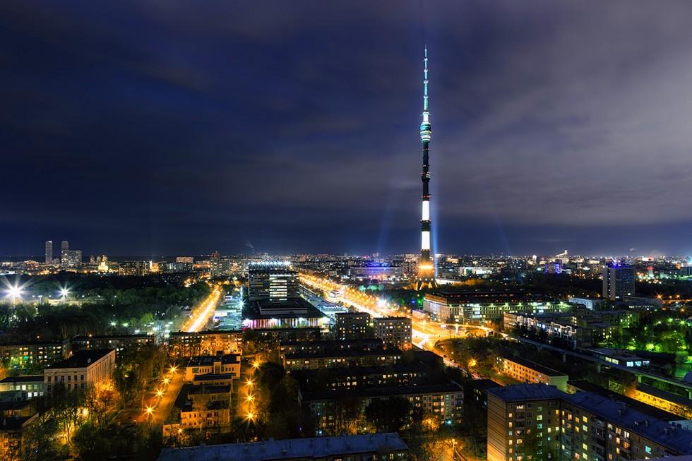 Русија у облацима: Највише грађевине у највећој земљи на свету
