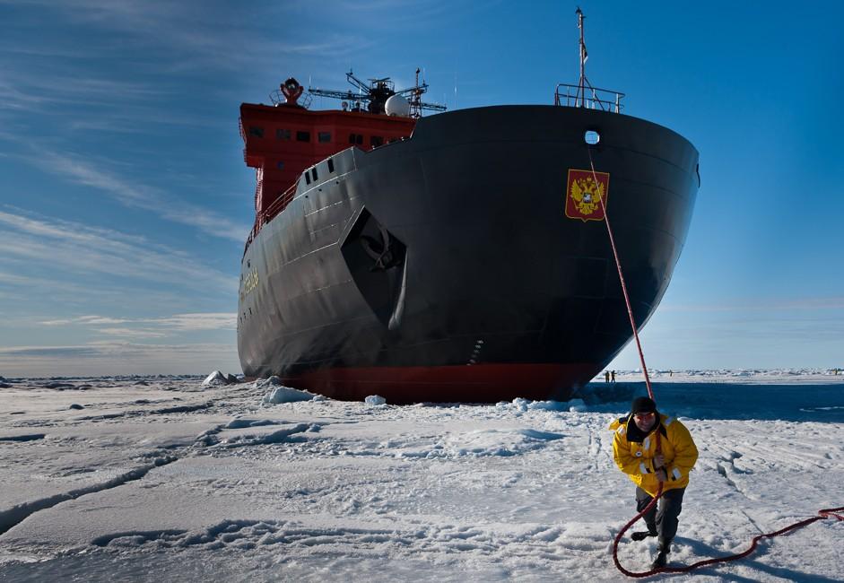 Руске мегафабрике: Јединствени нуклеарни ледоломци