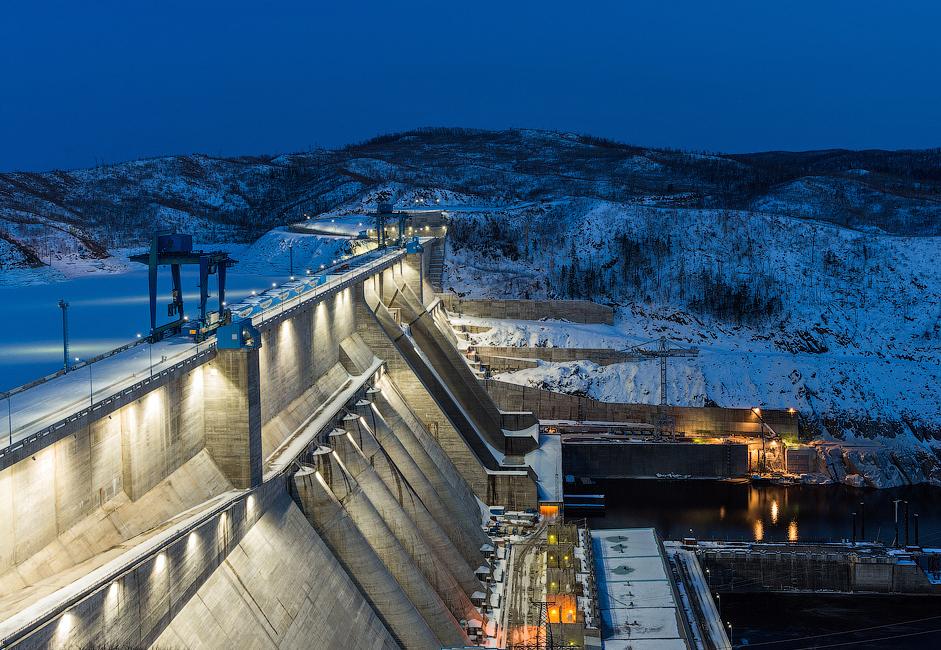 Руске мегафабрике: Највећа брана на Далеком Истоку Русије