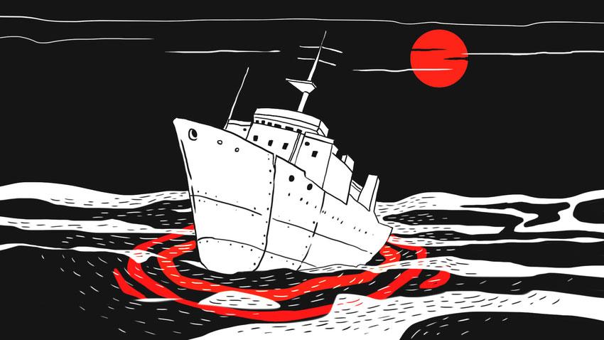 """""""Уклети"""" руски бродови без посаде и кормилара"""