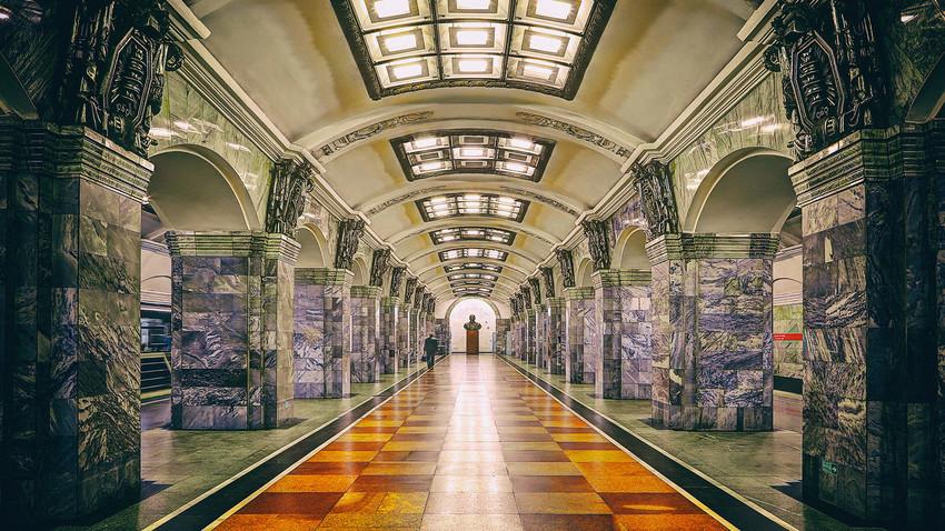 Какве тајне скрива петербуршки метро?