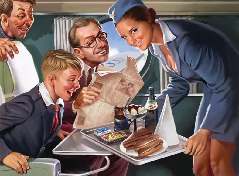 Смешна страна комунизма: пинап постери у совјетском стилу