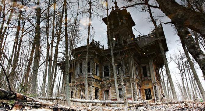 Авети прошлости: Најпознатије напуштене зграде у Русији