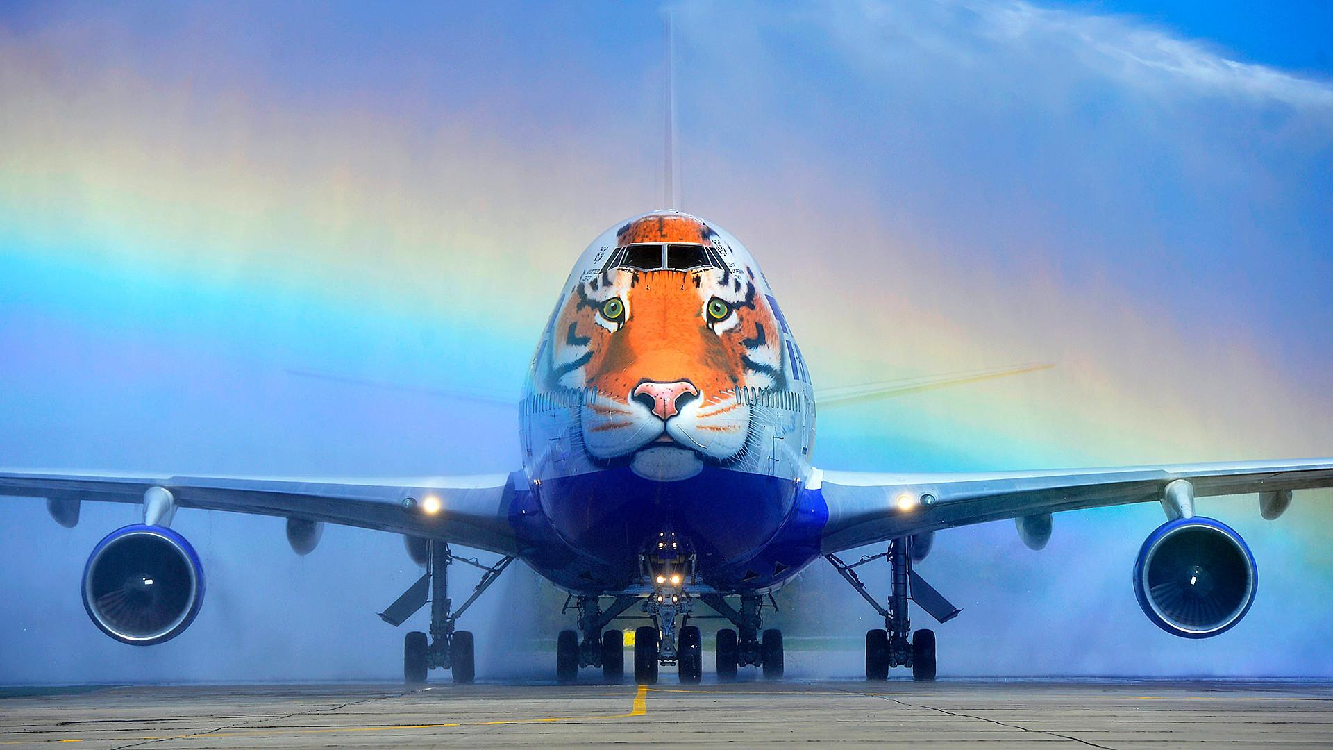 реативност лети у небо: 11 авиона осликаних у руском стилу