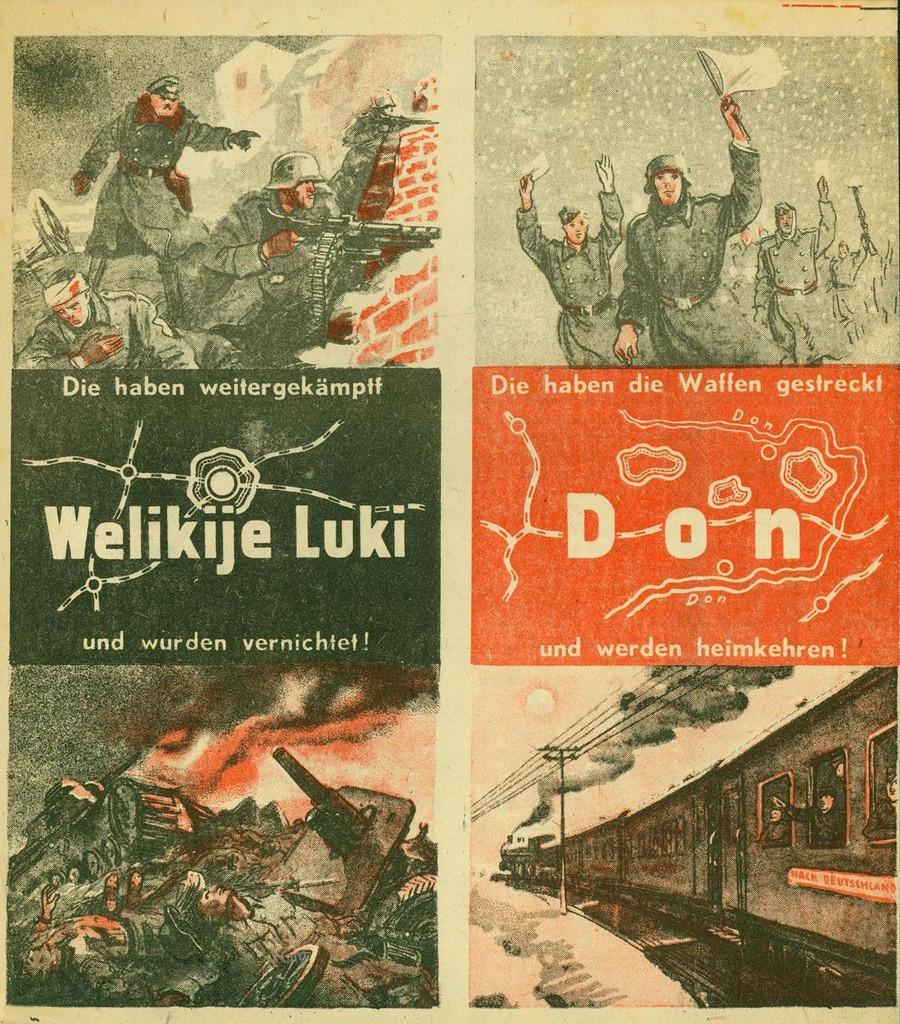"""""""Крив је Хитлер!"""": Како је совјетска пропаганда покушавала да наведе немачке трупе на предају"""