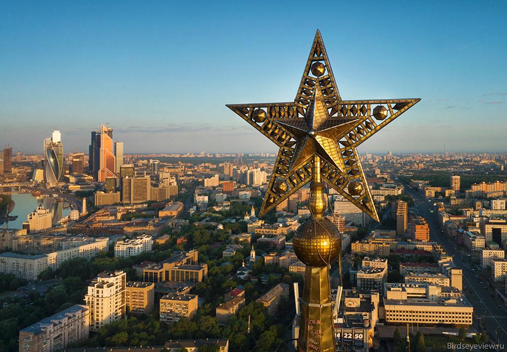Седам звезда совјетске архитектуре које је мало ко видео изблиза