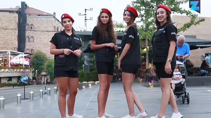 Policija u Libanu