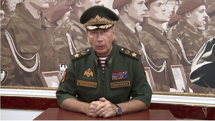 """Командант Националне гарде Русије обећао опозиционом лидеру да ће у рингу од њега направити """"пљескавицу"""""""