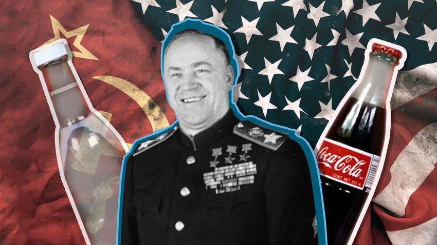 Зашто је маршал Жуков био једини совјетски грађанин који је могао да пије кока-колу