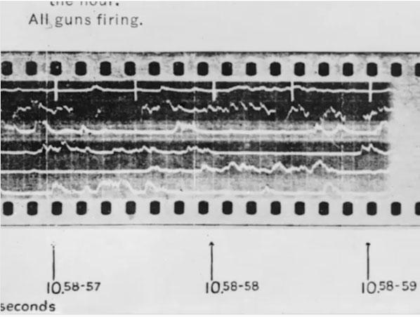 Аудио снимак краја Великог рата