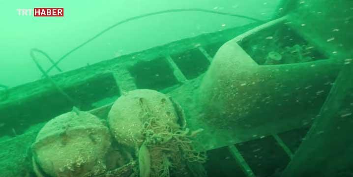 Пронађене три немачке подморнице из Другог светског рата