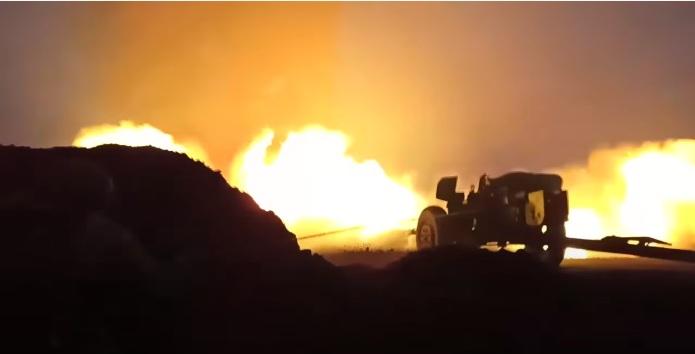РТ: Руска војска гађала нафтну буштоину противтенковским топом како би угасила пожар