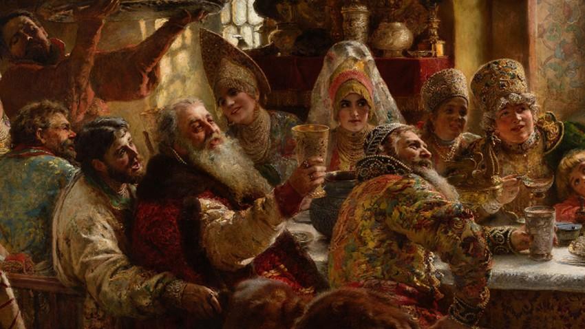 Одстајала медовина – заборављени чаробни напитак старе Русије