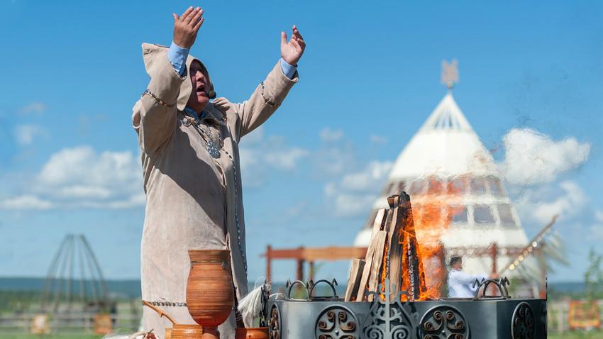 Да ли сте знали да у Русији постоје једва познате религије, да имају извесне присталице и колико их?