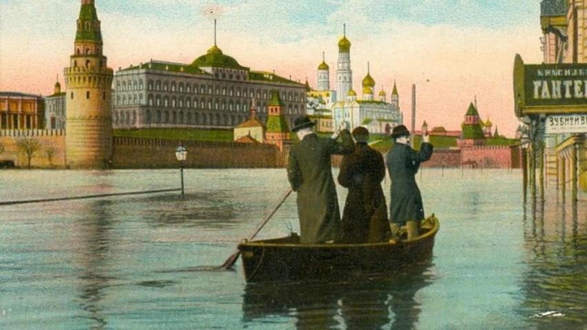Кад је Москва била Венеција
