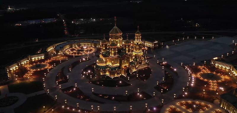 Храм Победе - главни храм оружаних снага Руске Федерације