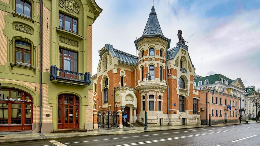 Седам најраскошнијих здања у Москви из 19. века