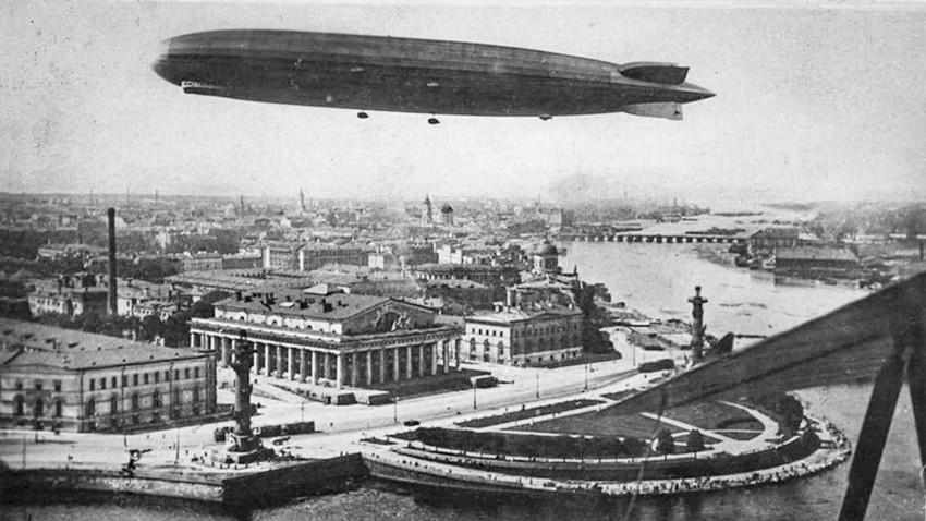 Како је Русија изгледала пре 90 година