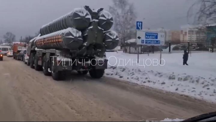 """""""Obično jutro u Rusiji"""": Raketni sistem S-400 izazvao udes u Moskvi"""