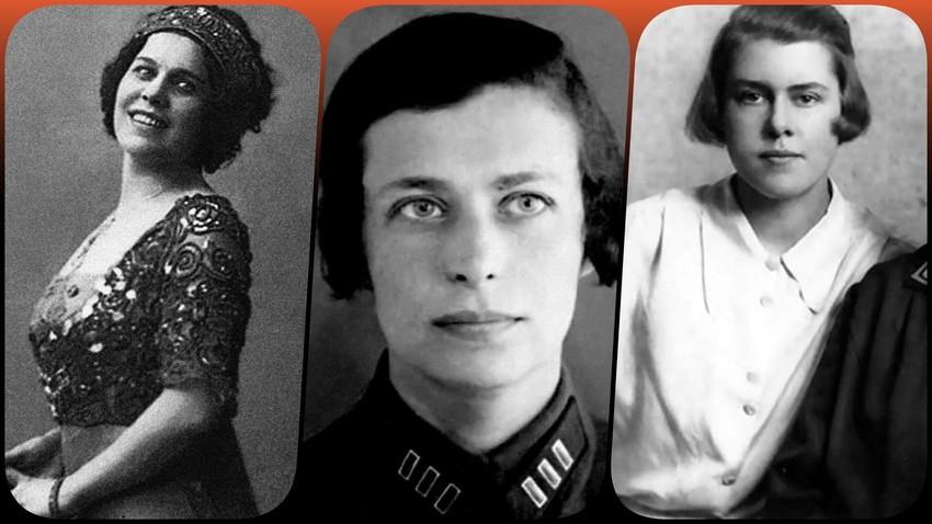 Ловци на главе и мајстори врбовања: Четири чувене совјетске шпијунке