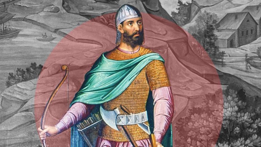 Први руски владар – реална личност или само мит?