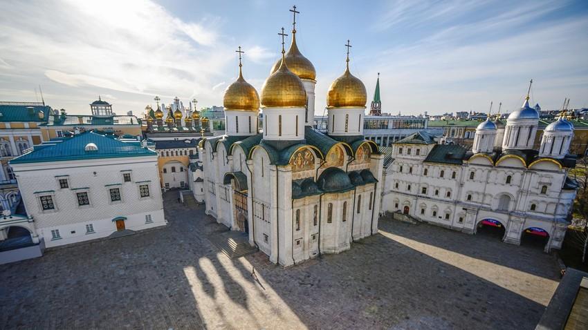 Pet tajni moskovskog Kremlja