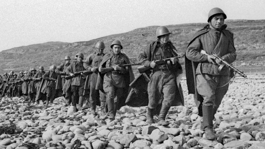 Кост у грлу Вермахта: Једини део совјетске границе преко којег Немци нису успели да продру