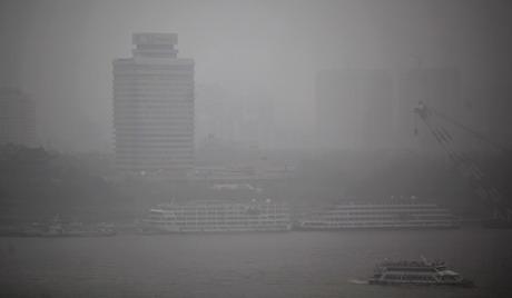 У Пекингу почели да тргују пакованим ваздухом