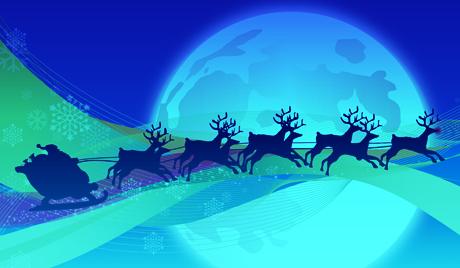 Научник одредио биолошку врсту јелена Санта Клауса