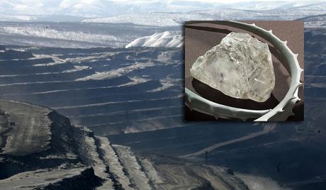 У Русији ископали уникатни дијамант