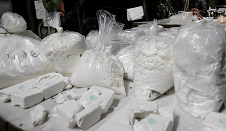 На обали Данске нађено сто килограма кокаина