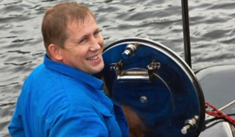 Приватном подморницом на путовање