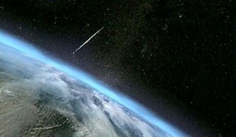 Снимљен звук лета Чељабинског метеорита