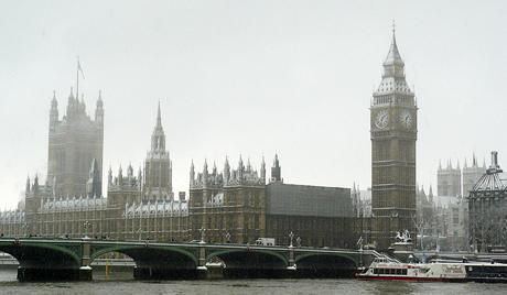 У Лондону се гради плутајуће село