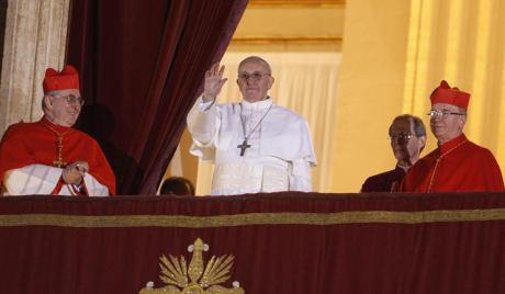 Чавез са неба утицао на избор папе