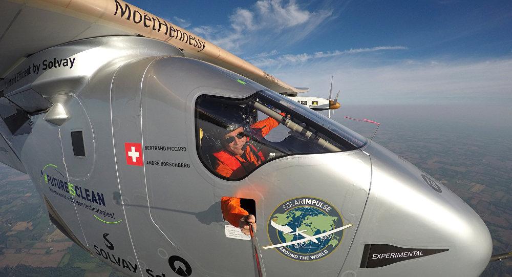 Соларни авион завршио пут око света