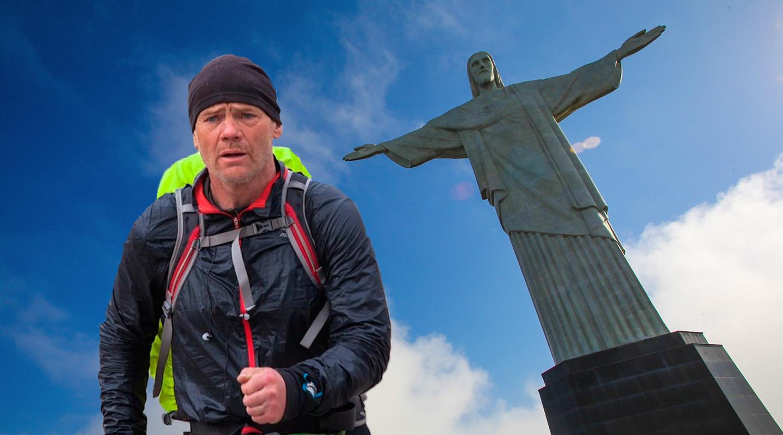 Рус Сергеј Лукјанов пропешачио 18.200 километара до Рио де Жанеира