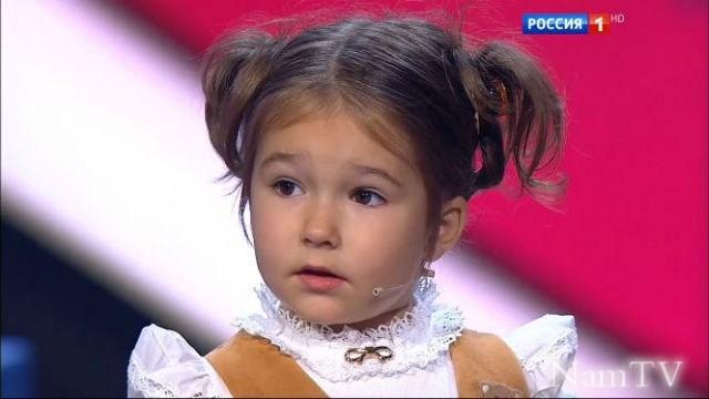 Четворогодишња Рускиња говори шест језика